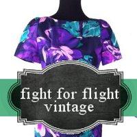 fight for flight vintage on etsy