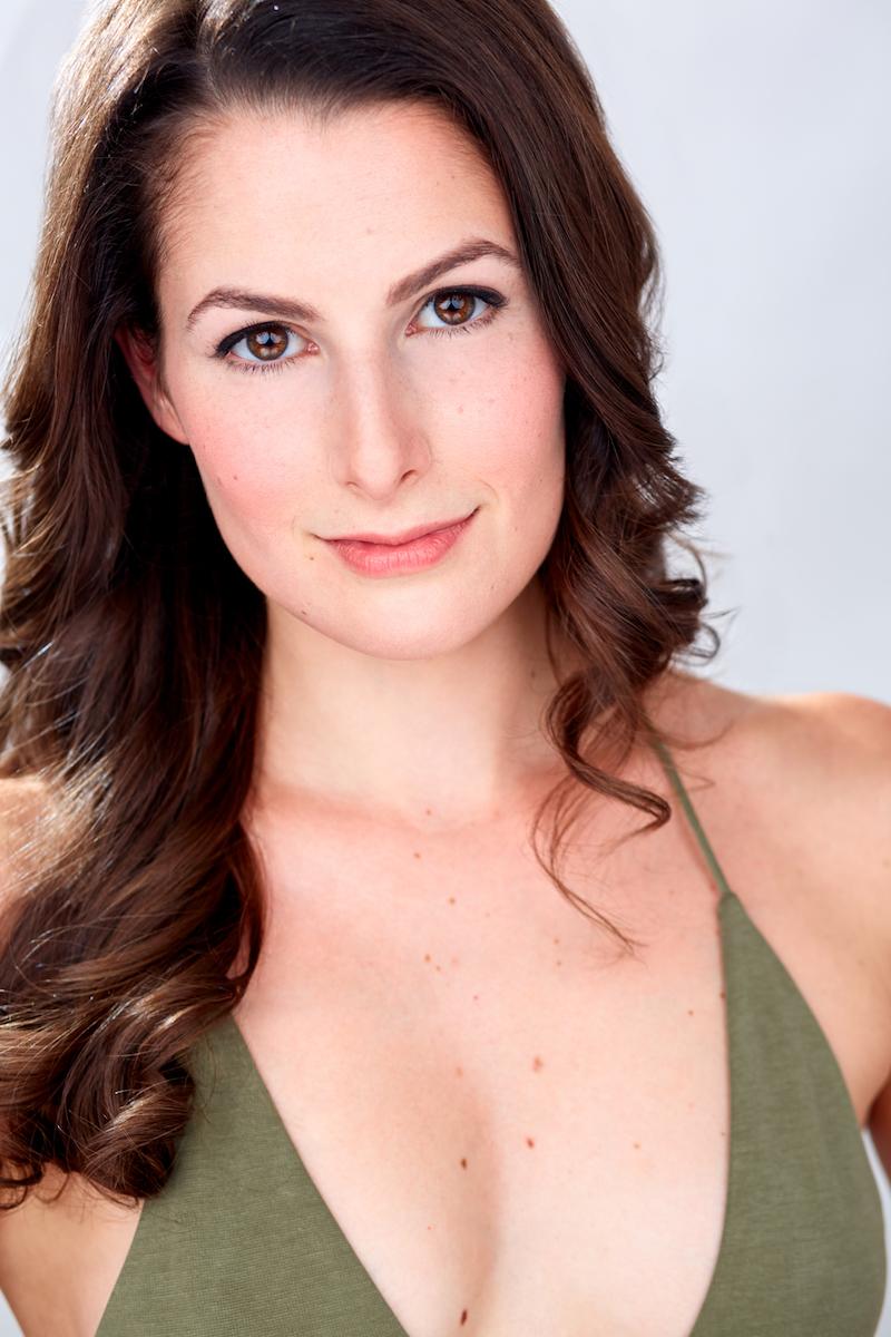 Rachel Zatcoff  | Broadway: Phantom of the Opera , Christine Daae   Headshots, NYC
