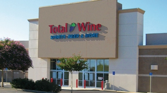 Total Wine-Sacramento - 2121 Arden WaySacramento, CA(916) 921-5328
