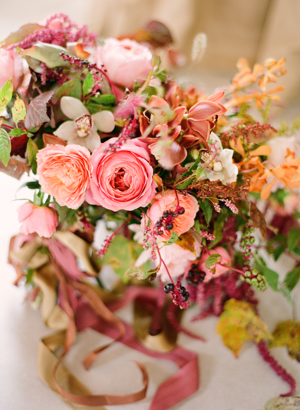 fall-wedding-bouquets-garden-roses-pink-coral-orange-orchids-mauve-loose.jpg
