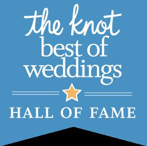 The Knot Best of Weddings winner 2017 Napa wedding planner