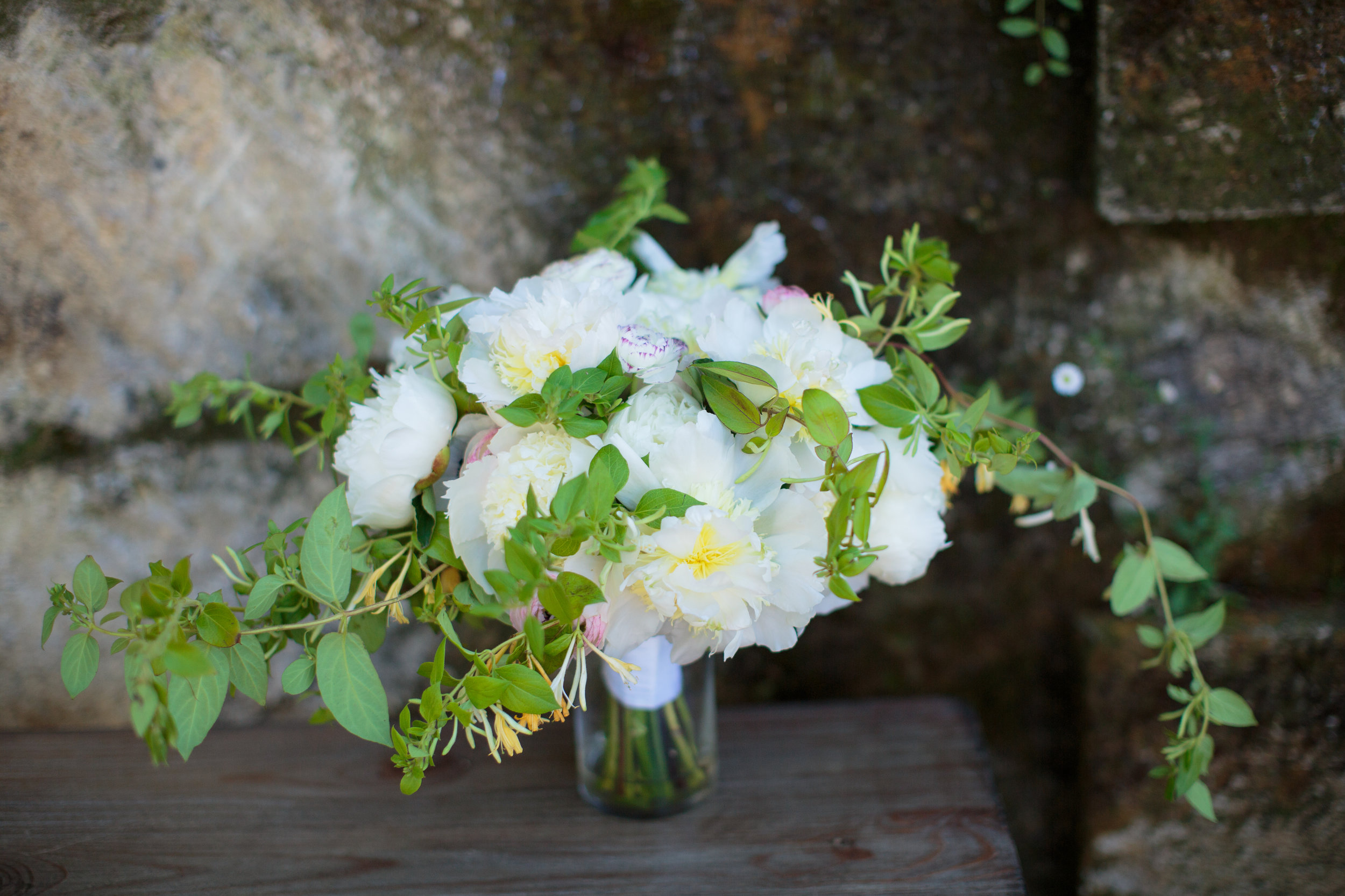 Whetstone Winery Wedding Floral Designs