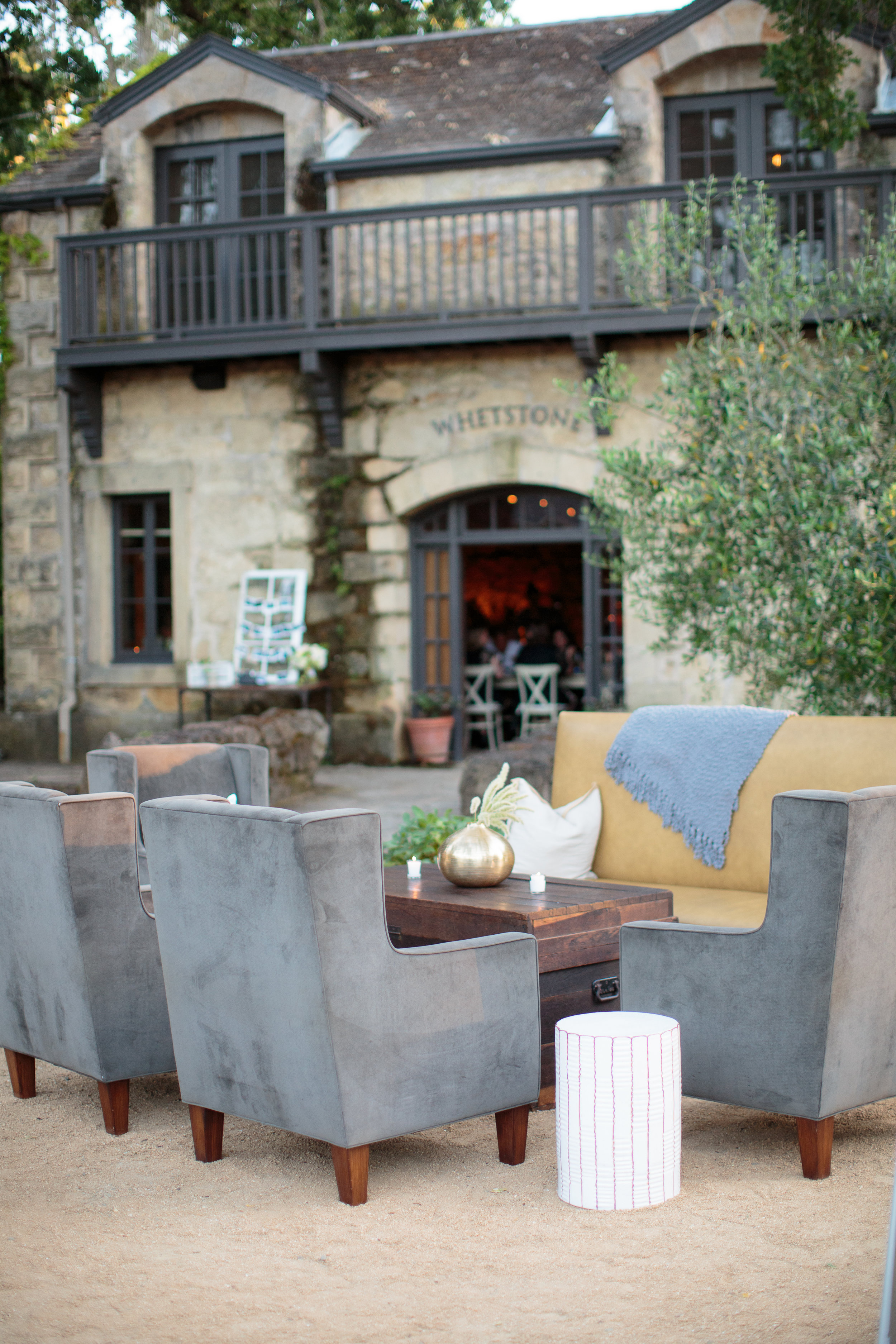 Whetsone Winery Wedding Venue