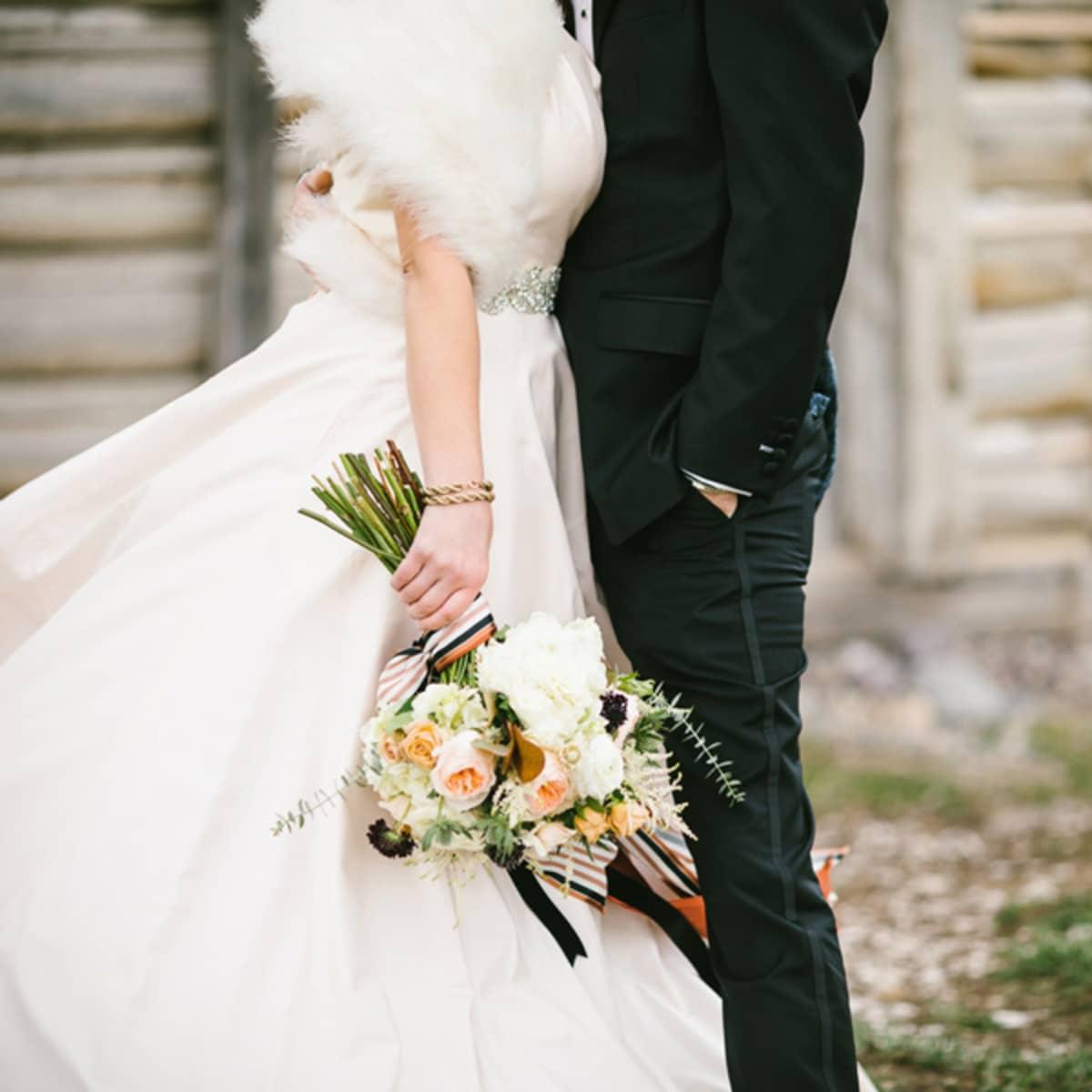 Jackson Hole Rustic Wedding