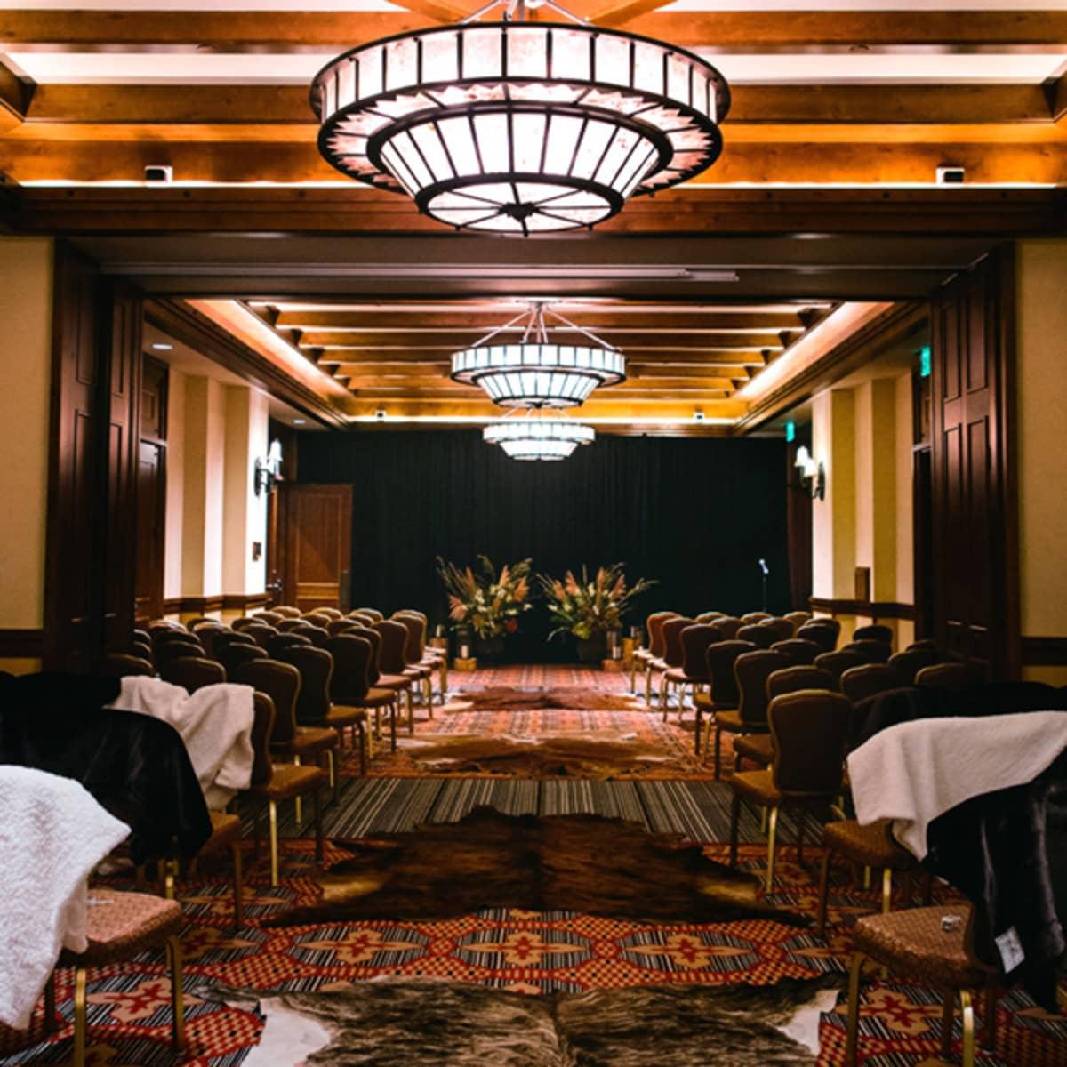 Four Seasons Resort Jackson Hole Wedding