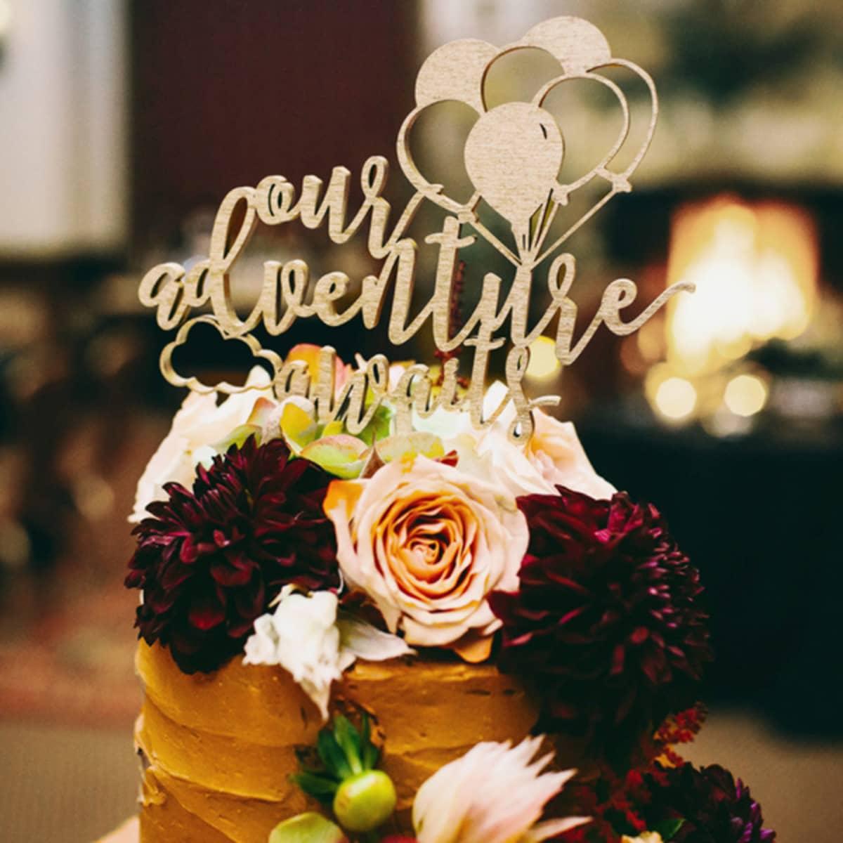 Jackson Hole wedding cake Four Seasons