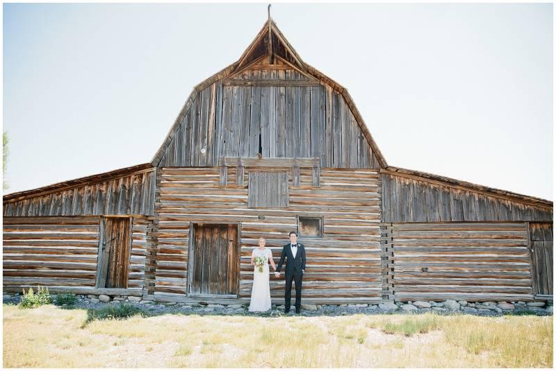 wedding Jackson Hole Wyoming