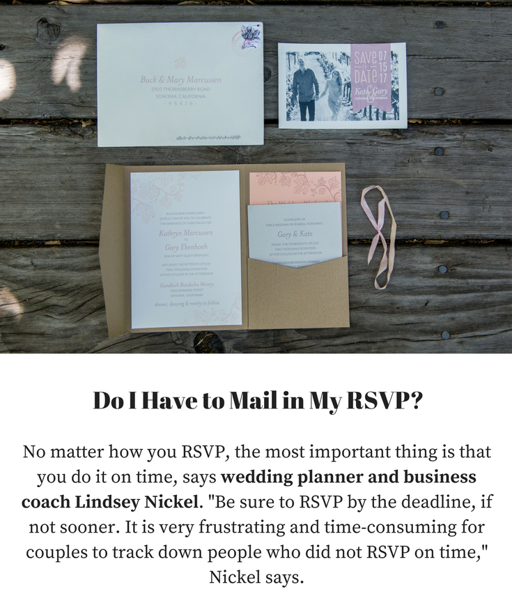 Greatist Wedding Invite