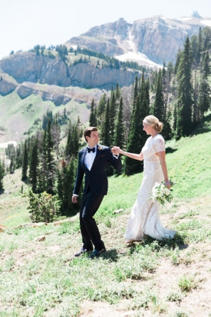 Lovely Day Events Jackson Hole Wyoming Wedding