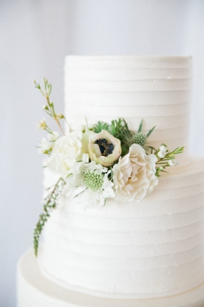 Lovely Day Events Wedding Cake