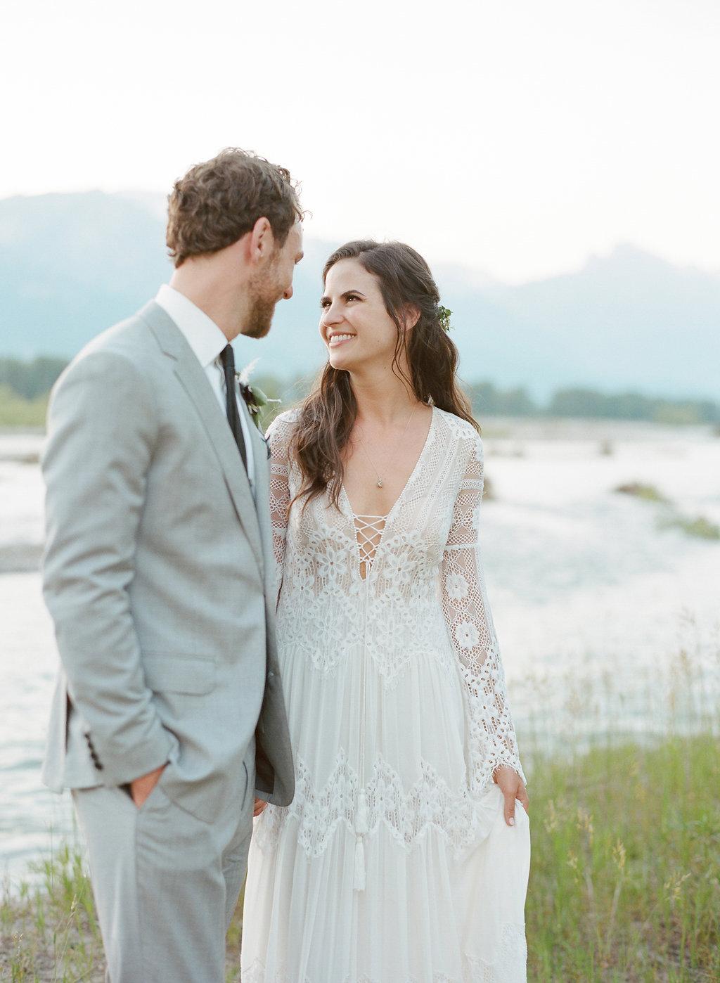 Jackson Hole wedding planner