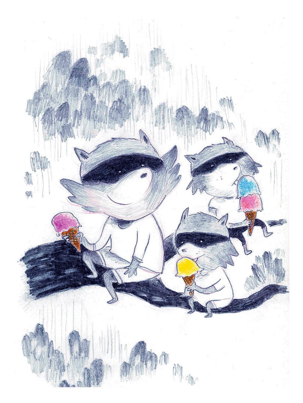 raccoons & ice cream.jpg