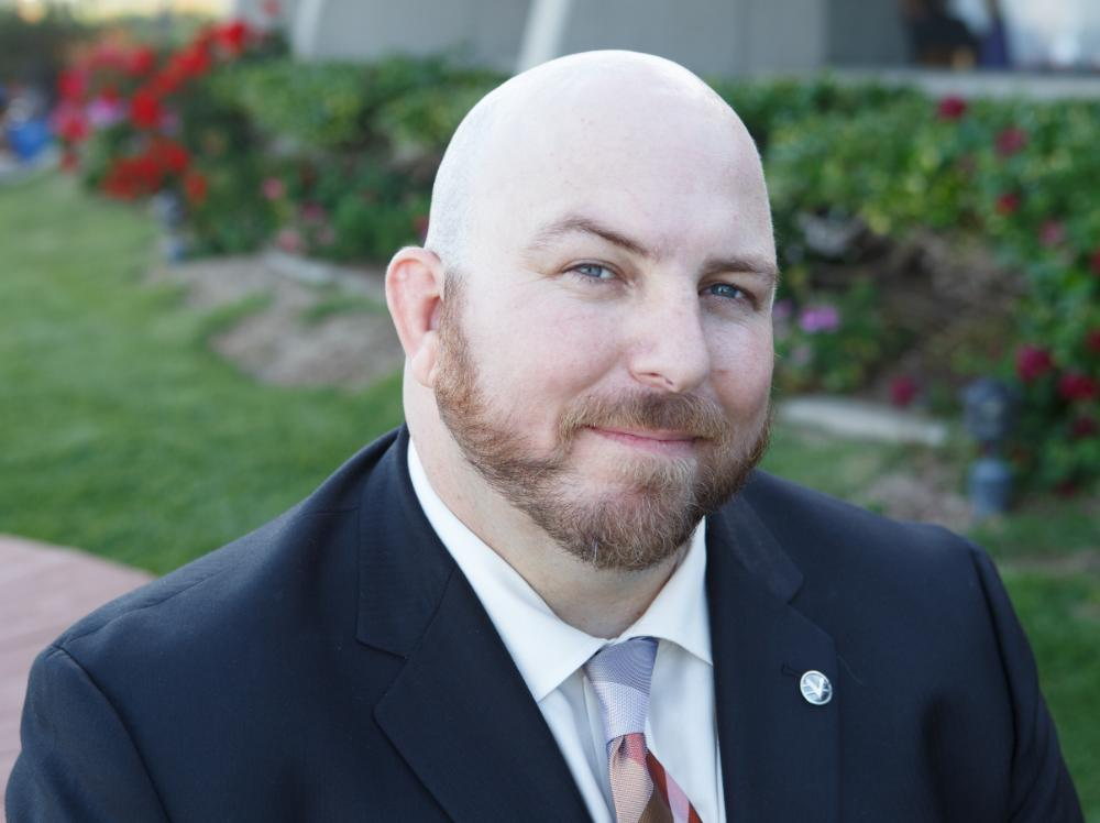 """Brian Akers - """"The best way to serve your community is to be curious."""""""