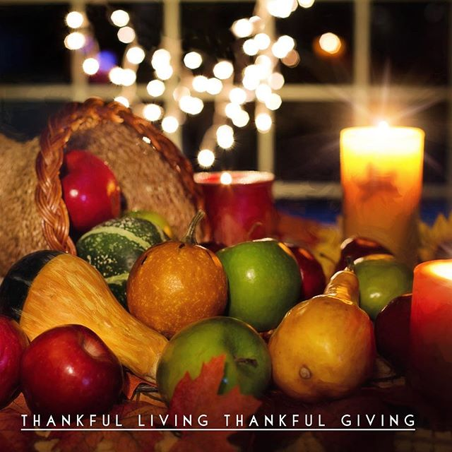 In gratitude to live and give with a thankful and joy-filled heart. Happy Thanksgiving! #happythanksgivng #thanksgiving #gratitude #grateful