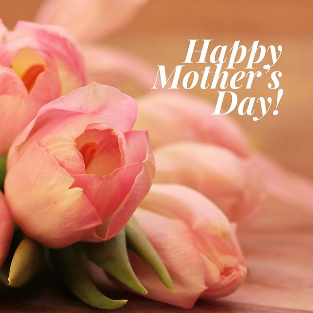 Wishing you a very Happy Mother's Day!  #mothersday