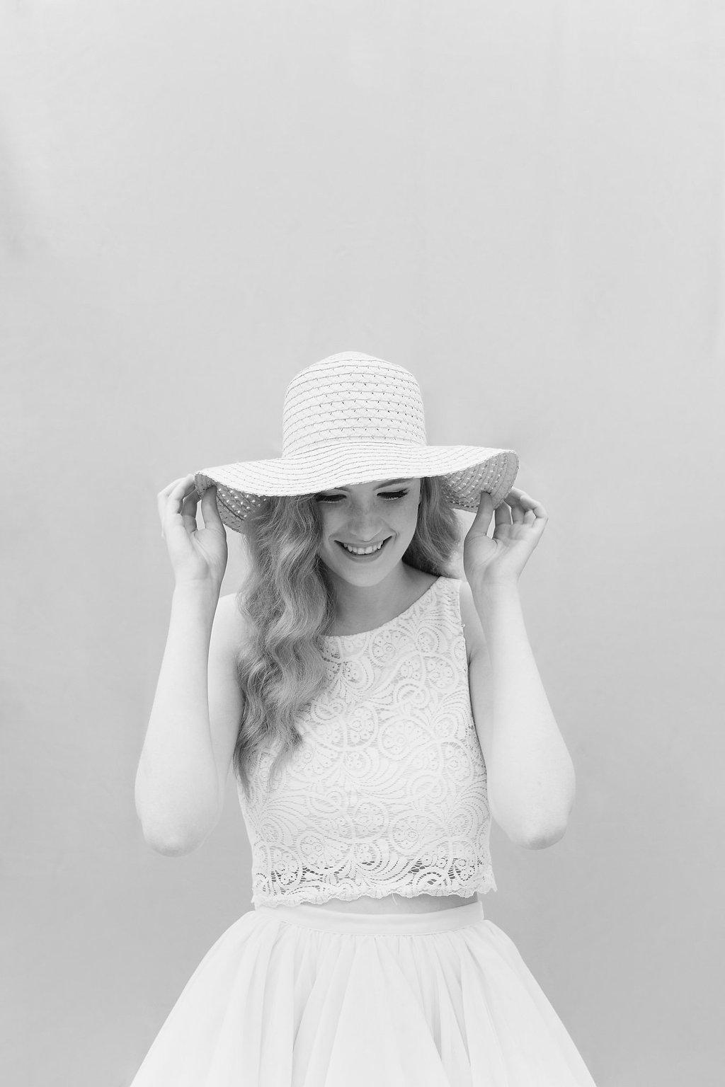 Brunch Wedding Sun Hat