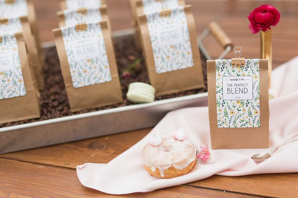 Coffee Bean Favours