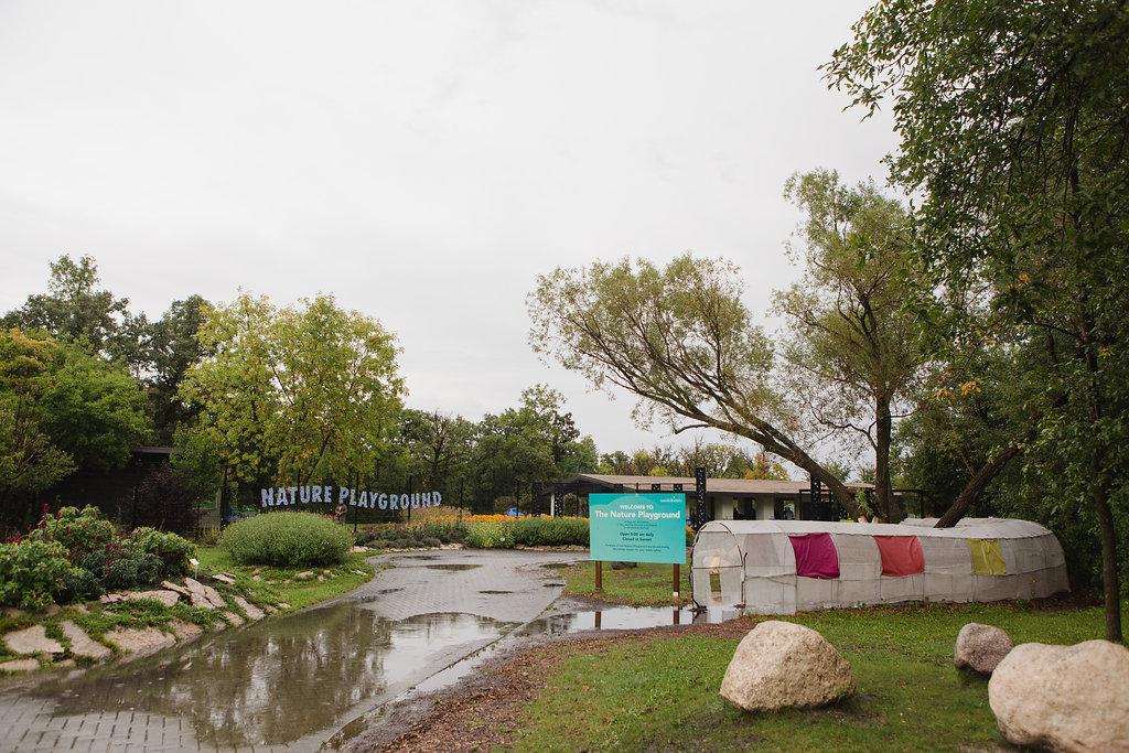 Assiniboine Park Nature Playground