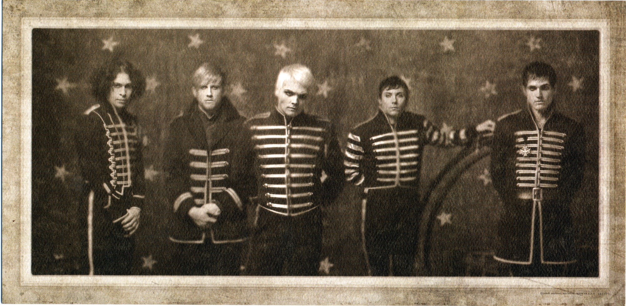 My Chemical Romance: Black Parade Campaign