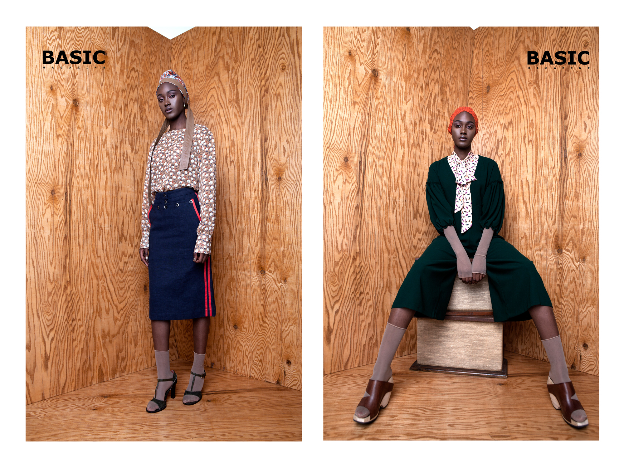 BASIC MAGAZINE Editorial