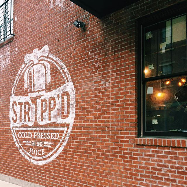 i spy with my little eye//something that is... opening so soon!  #strippdjuice #madeinphl #welikeitraw