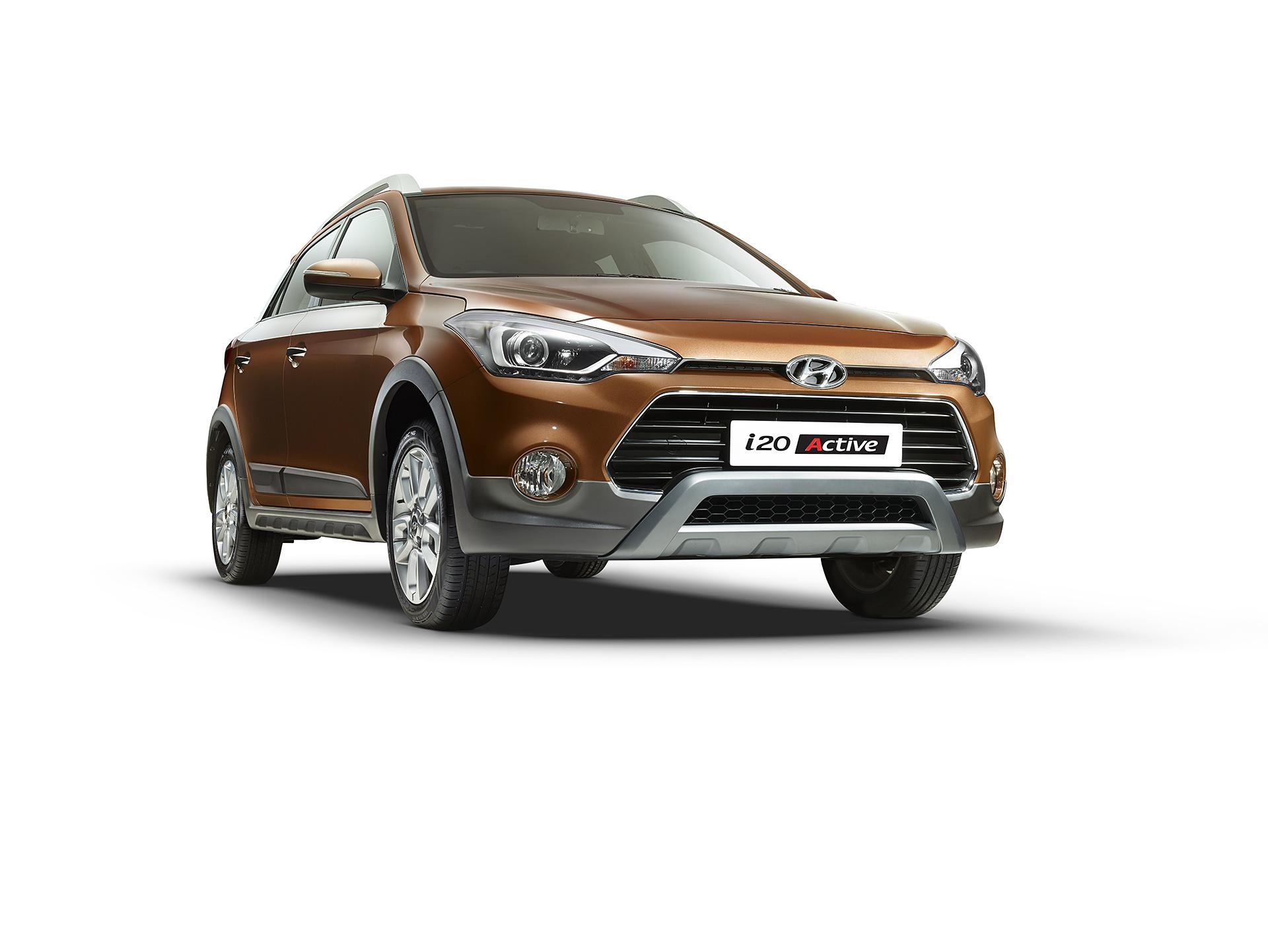 Hyundai i20 Active Brown Studio Low