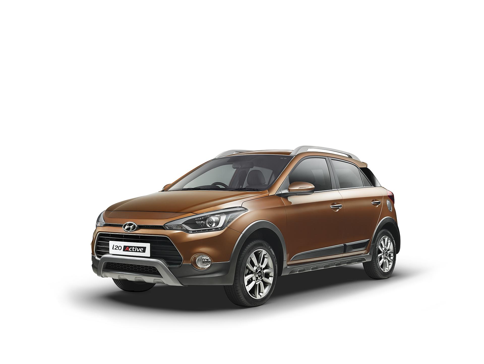 Hyundai i20 Active Brown Studio Med