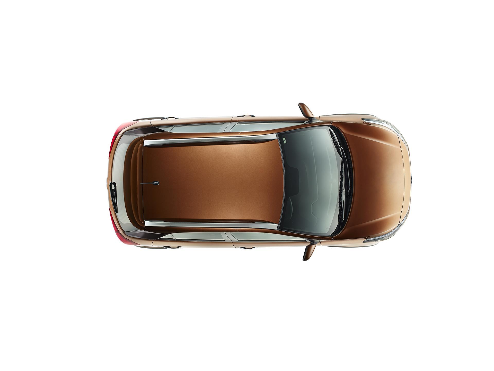 Hyundai i20 Active Brown Studio Top
