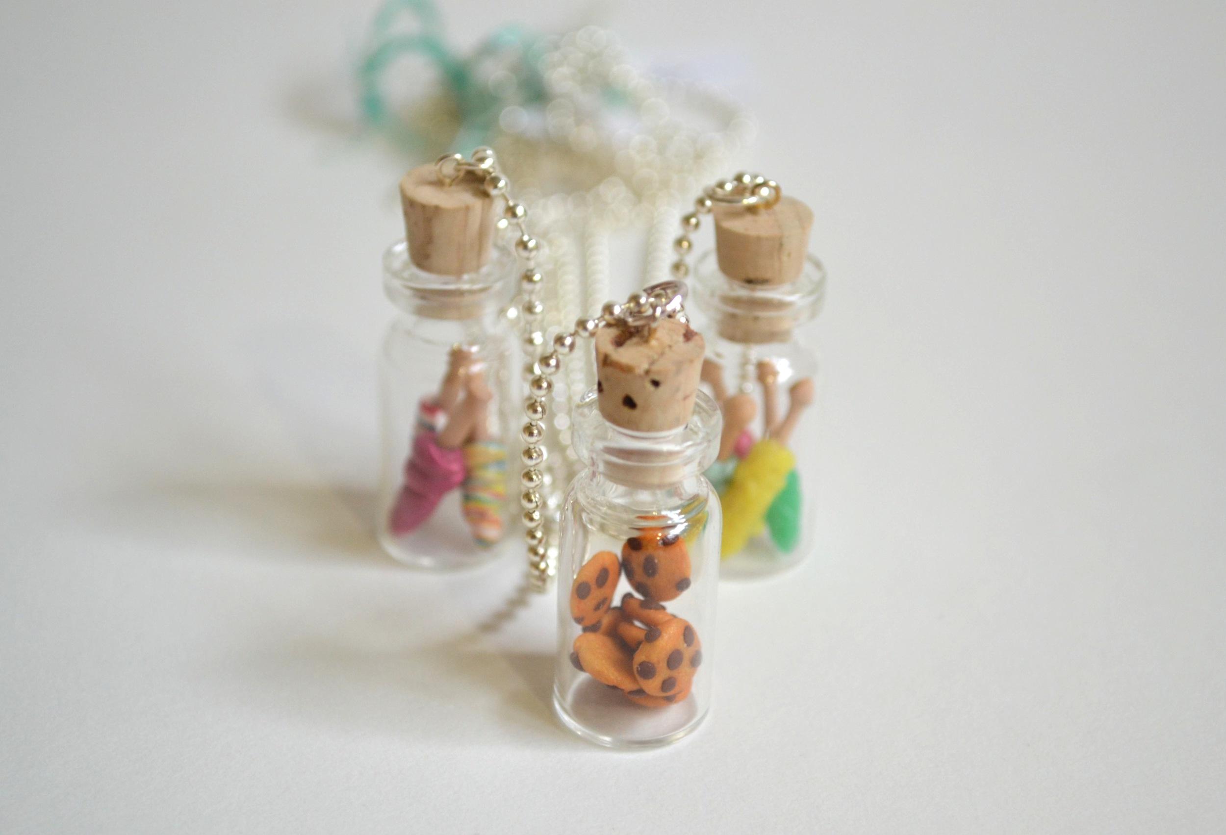Treat Jar Necklaces