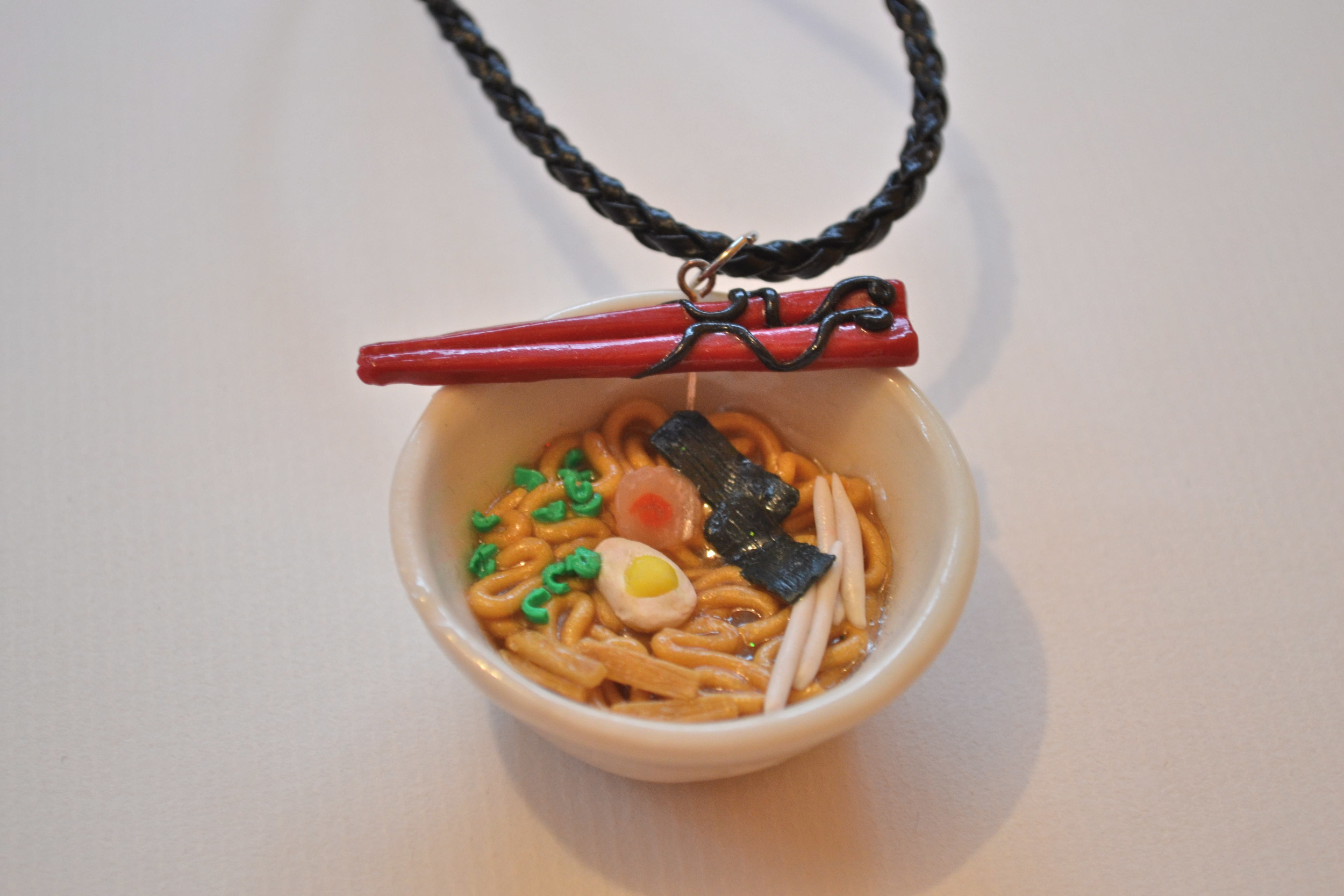 Ramen Bowl Necklace