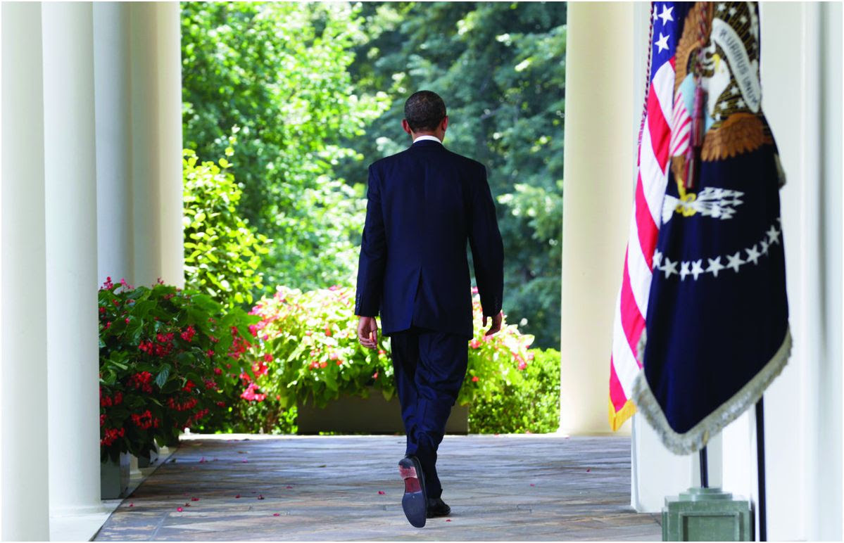 Our job of having President Obama's back will not end with the end of his term in the White House.