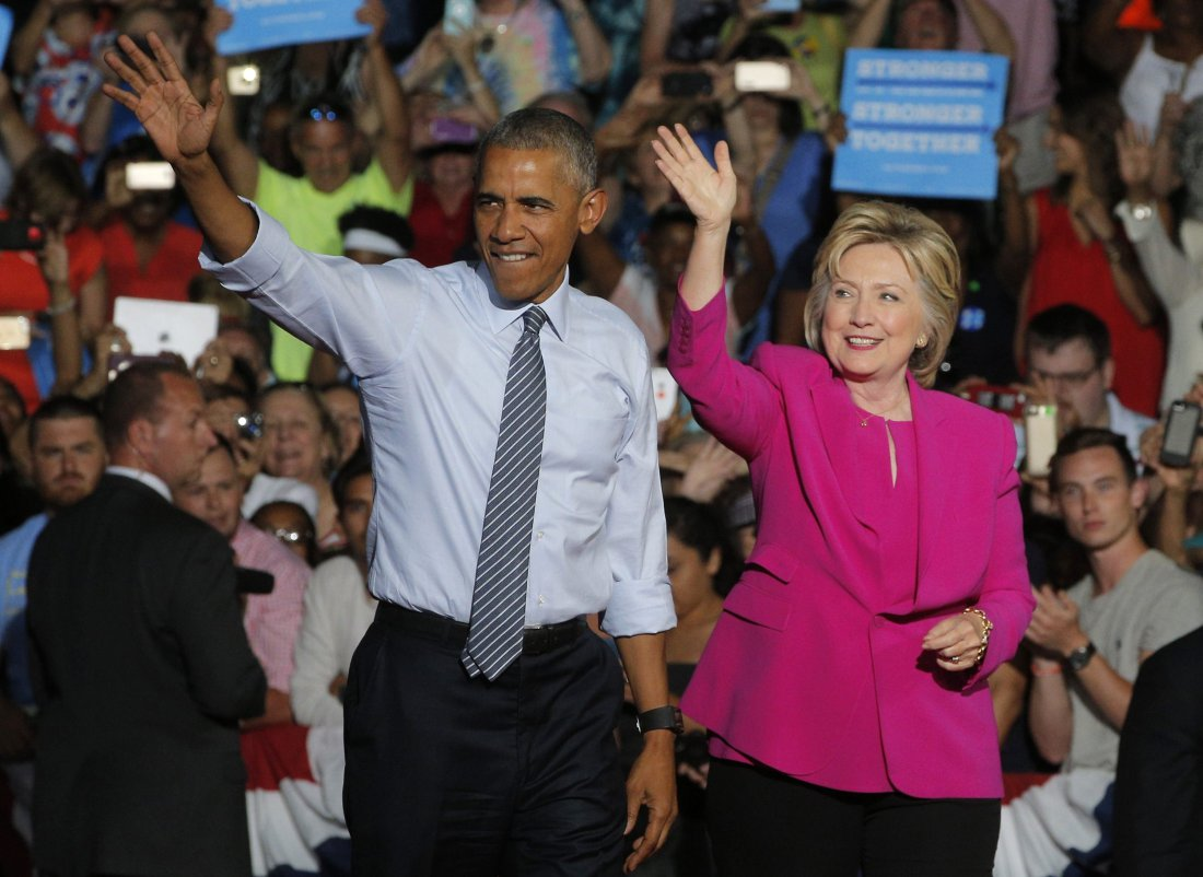 Our nation's urban areas overwhelmingly approved of Barack Obama's presidency as well as Hillary Clinton's campaign promises.