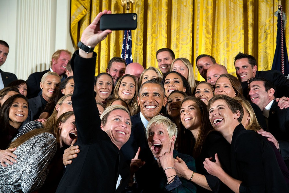President Barack Obama's appeal to millennials has to do with more than just selfies.