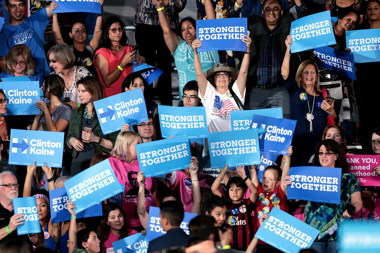 Hillary Clinton supporters aren't getting invites onto news shows and there's a reason why.
