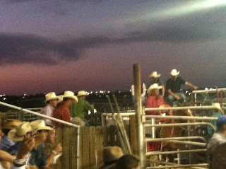 Holy Cowboys, Batman!! ---Rodeo de Santa Fe