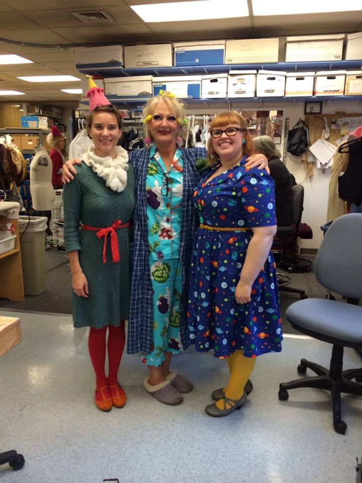 No costume shop is complete without a Halloween Costume Contest!