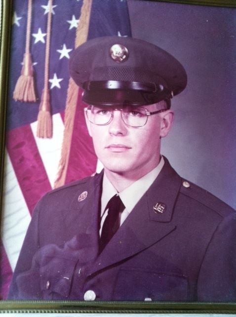 Private First Class in the US Army 1971 ish