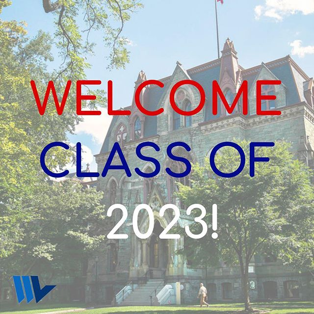(Link to the video in bio!!) 🔻 From all of Wharton Latino: CONGRATULATIONS AND WELCOME CLASS OF 2023! We are so excited, and can't wait to meet all of you! For the next four years, Penn (and of course Wharton Latino) will be your new home, so we put together a video to show you a little bit of what it will look like. We know that you will have an amazing time, and hope to meet all of you in August!! s  A special thanks to our AMAZING producer Octaviano Cesar Tefel!!