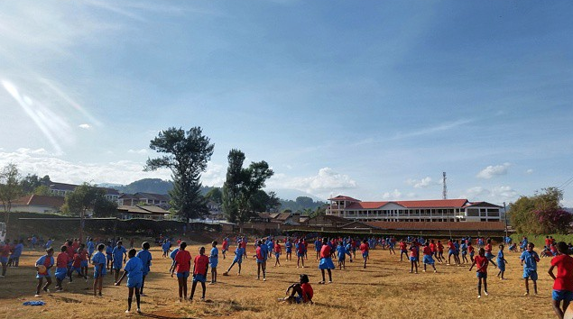 Follow Ethan during his month-long trip to Chogoria on Instagram by clicking this picture, too!