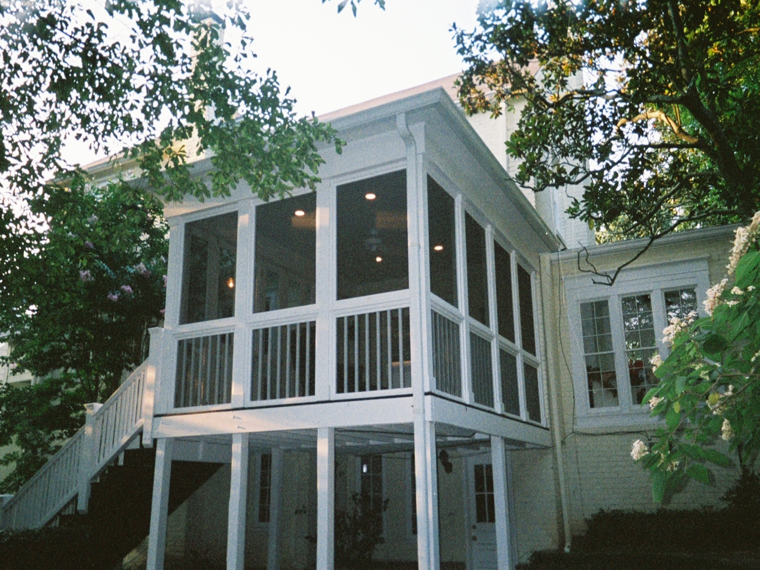 Collier Hills - Addition - Screened Porch