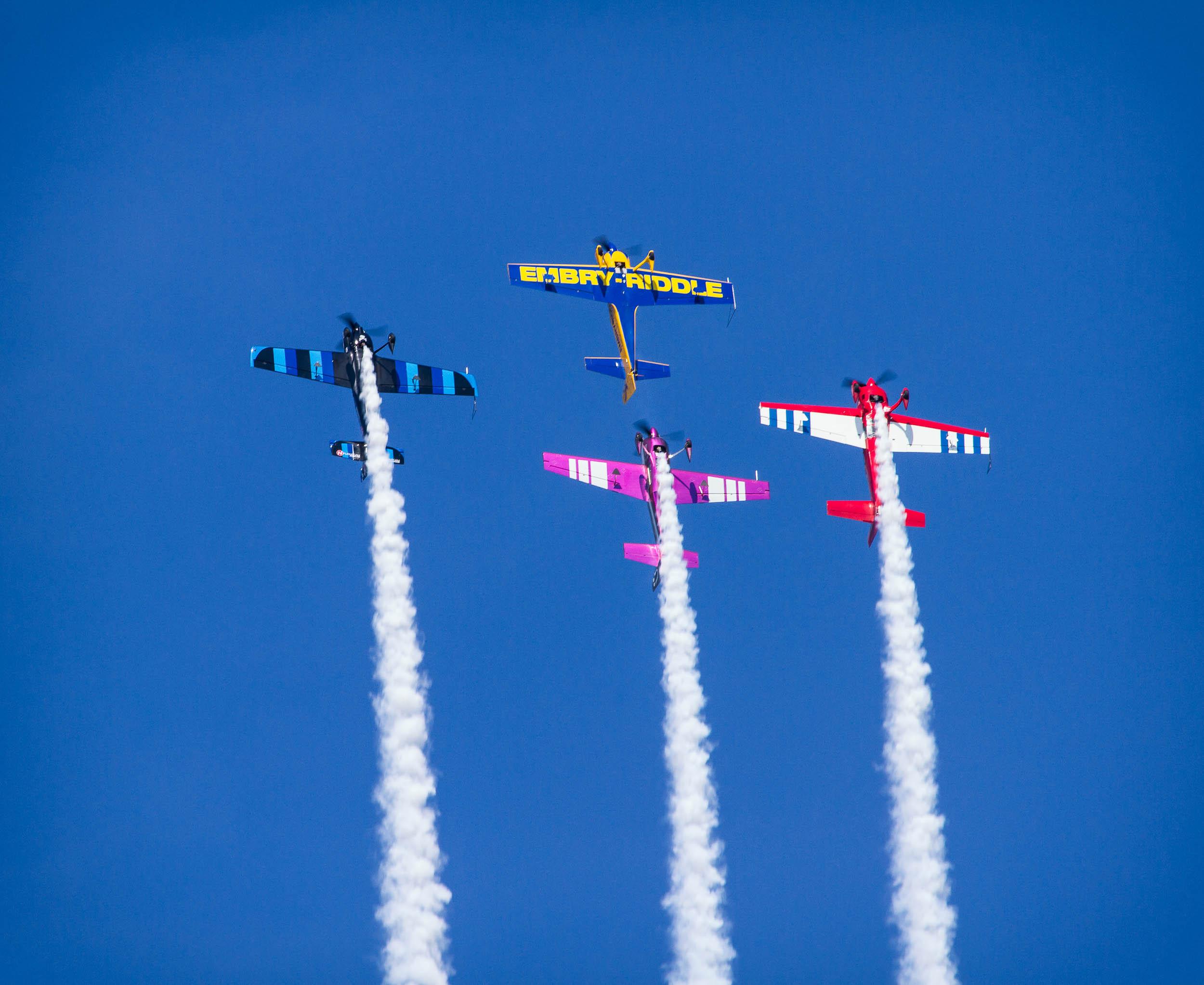 Embry-Riddle Aeronautical Team
