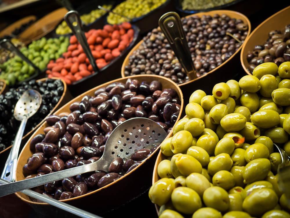 Olives Aplenty