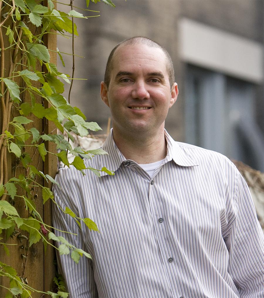 Chad Potter  PLA, LEED AP Landscape Architect