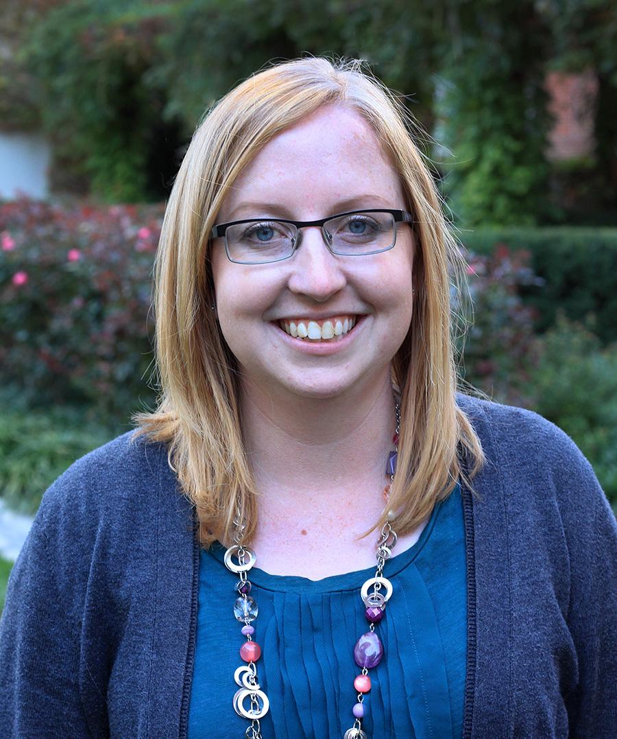 Ashley Shmalberg  M. ARCH, LEED AP Landscape Designer