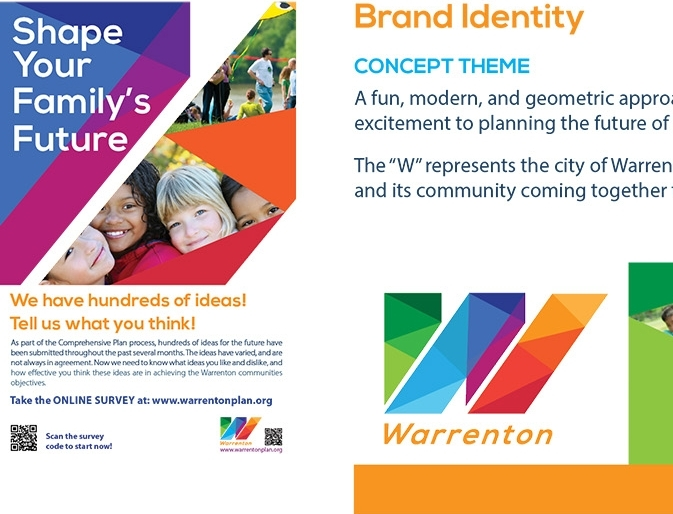 City of Warrenton Branding