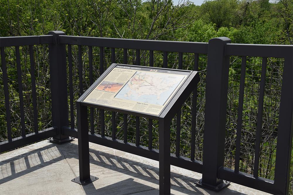 National Park Service Signage