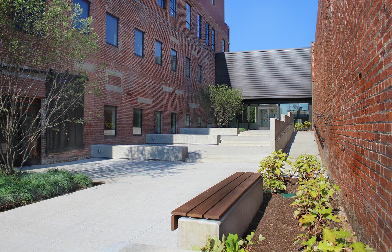 520 Penn Courtyard & Rooftop