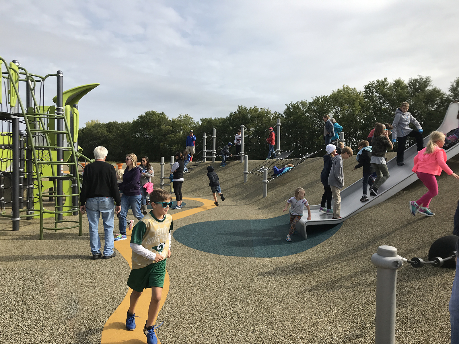 Johnson Co. Inclusive Playgrounds