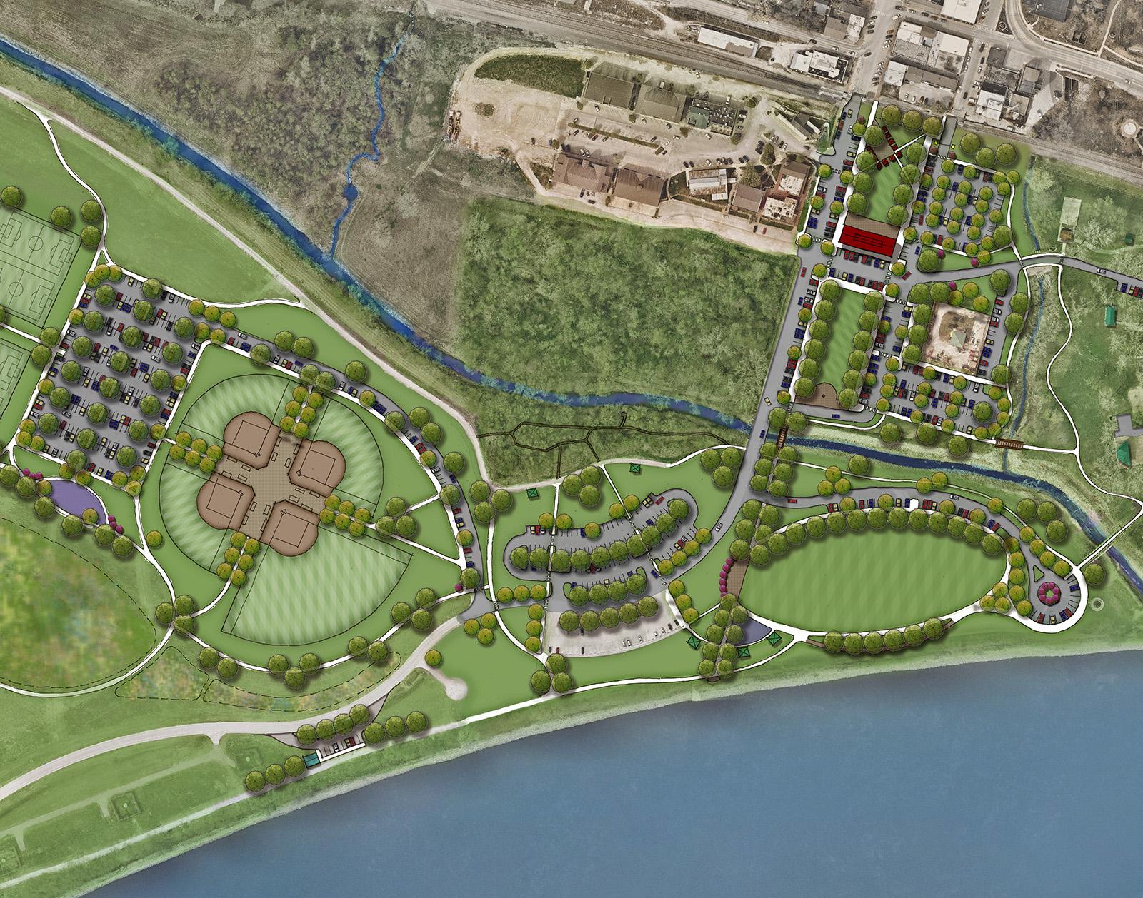 Parkville Riverfront Parks