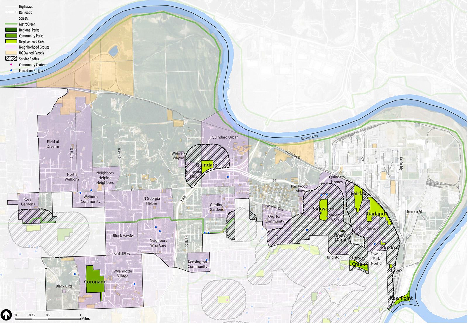 Wyandotte County Parks Master Plan